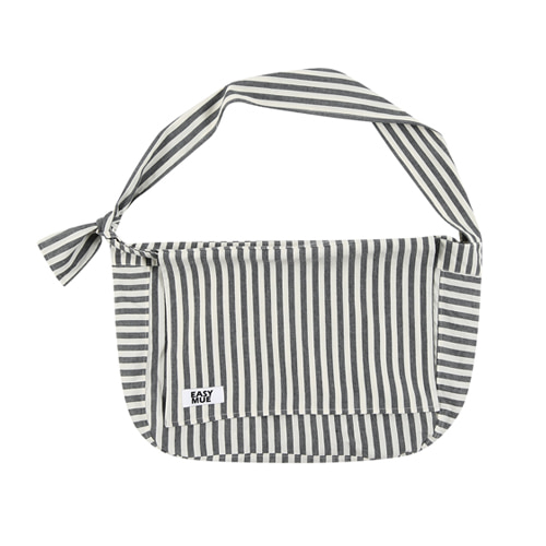 EASYBAG STRIPE BLACK